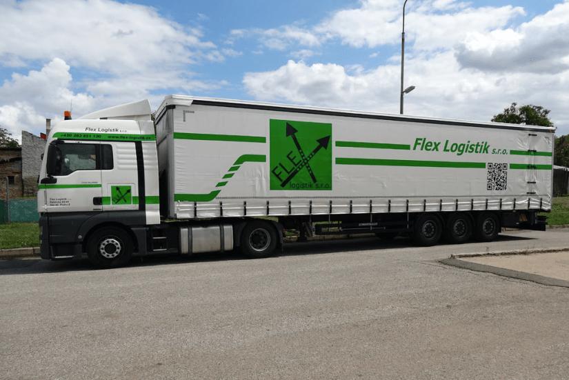 Vnitrostátní kamiónová doprava - Flex Logistik s.r.o.