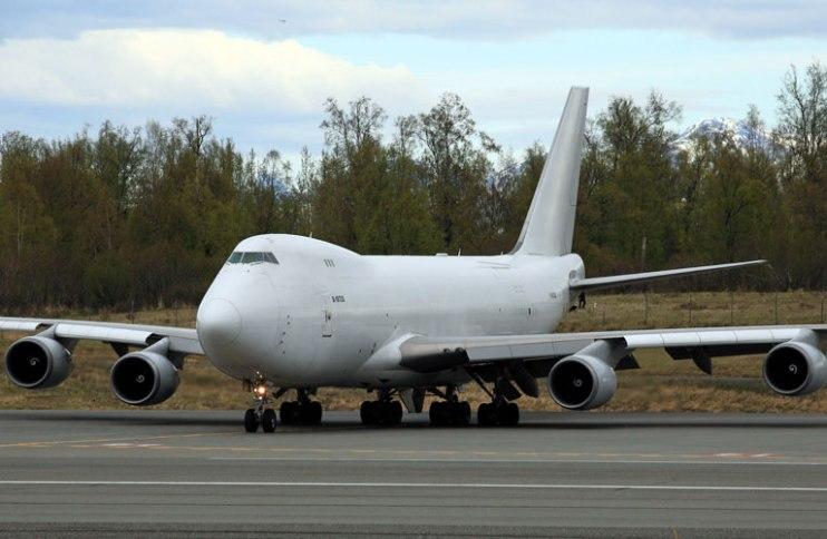 Boeing B747-400F