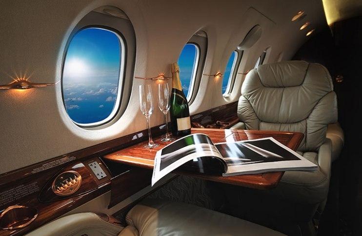 Platinum Jet Card