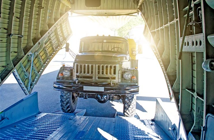 Vehicles - Hazardous Cargo Charter