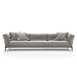 modern sofas upholstered with washable