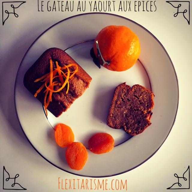 Gâteau Au Chocolat Glaçage Aux épices: Le Gâteau Au Yaourt Aux épices…