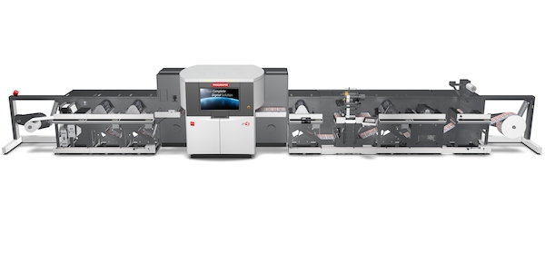 FLEXO iQ homepage Nilpeter Panorama Hybrid Press