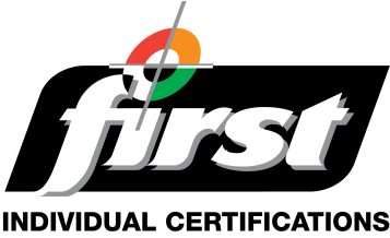 FIRST Individual Certification logo
