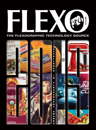 FLEXO Magazine May 2019 Cover