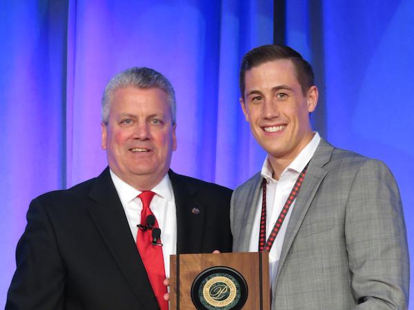 FTA President's Award homepage Jason Cagle