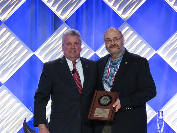 FTA President's Award homepage Danny Rich