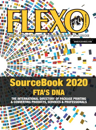 FLEXO Magazine December 2019 cover