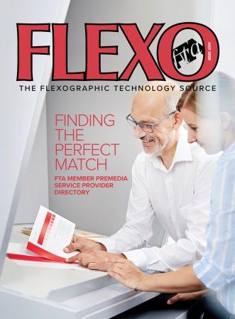 FLEXO Magazine July 2020 cover