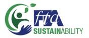 FTA sustainability logo