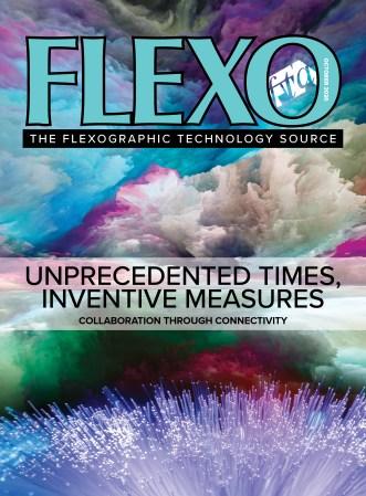 FLEXO Magazine October 2020 cover