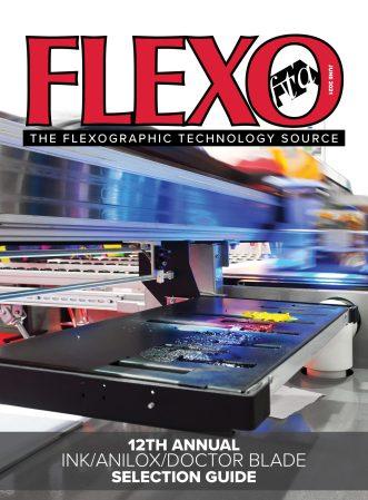 FLEXO Magazine June 2021 cover