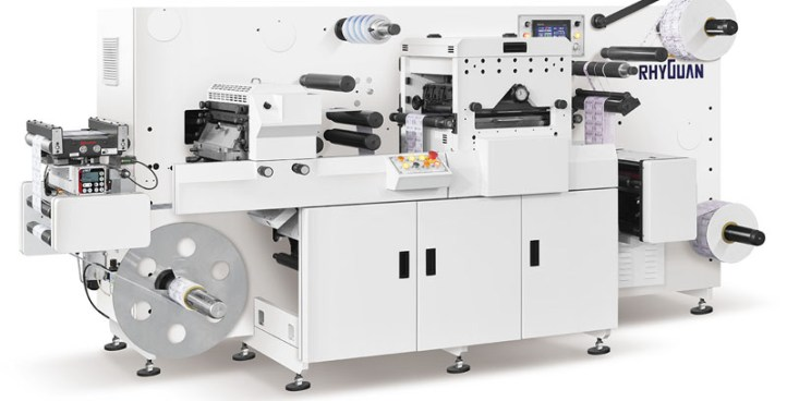 KISS-330 flat bed die cutter