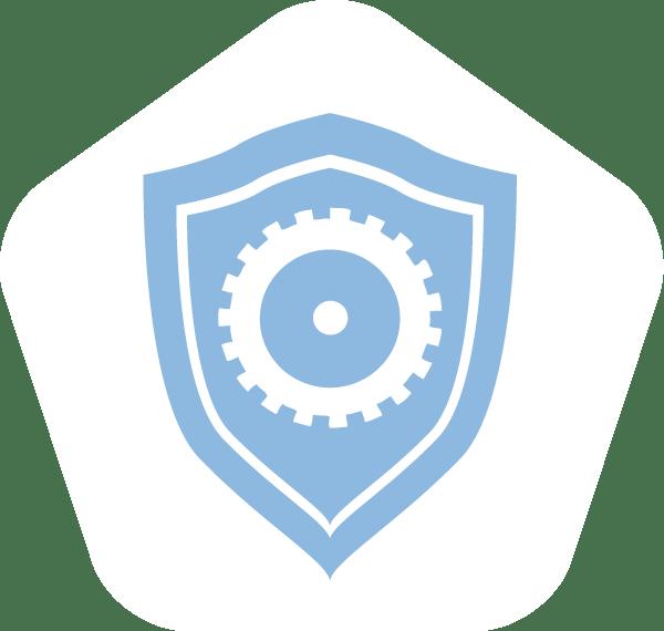 corrosion prevention icon