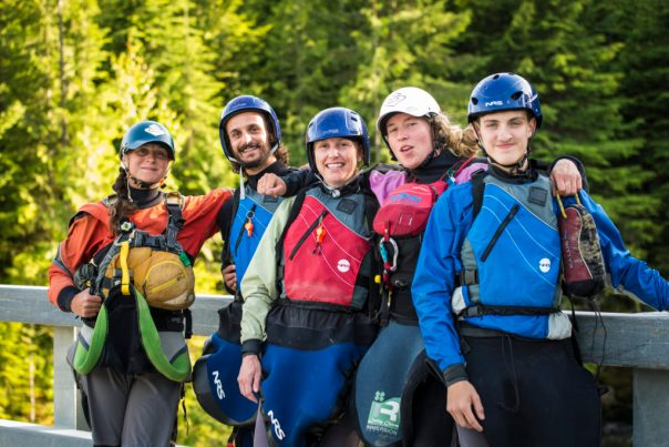 Whitewater Kayaking Tours