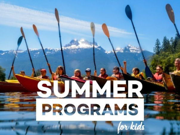 Summer Programs for Kids