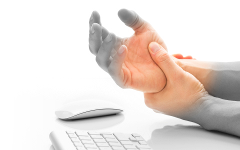 Repetitive strain injury (RSI) treatment by Flex Physical Health Occupational Health Services Section