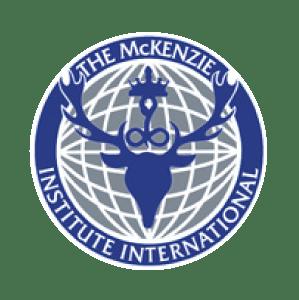 The McKenzie Institute International logo