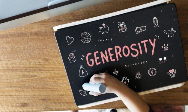 Generosity for Teens | Core Virtues #12