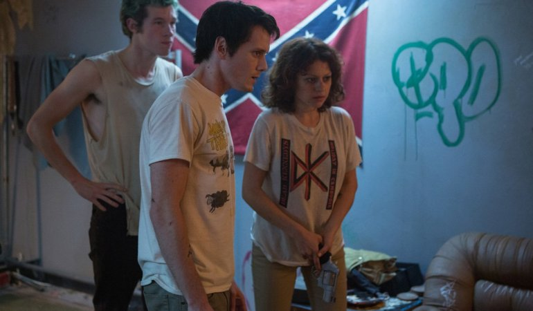 WIN A DVD OF GREEN ROOM – OWN IT FROM SEPTEMBER 19TH