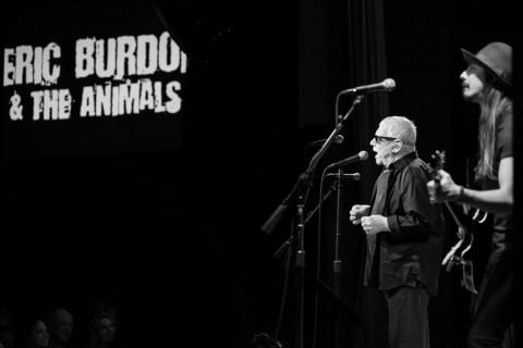 Eric Burdon and The Animals | © Lori Dantzler | For FOTF Magazine