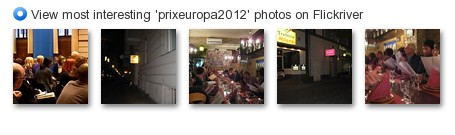 View most interesting 'prixeuropa2012' photos on Flickriver