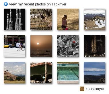 Xavier Castanyer - Veure les fotos recents a Flickrive