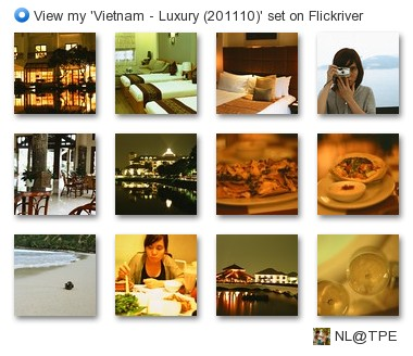 NL@TPE - View my 'Vietnam 2011 - Luxury' set on Flickriver
