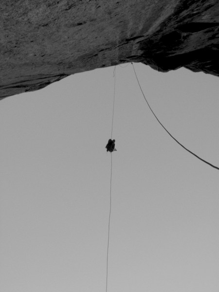 First Pitch of the Leaning Tower, Yosemite