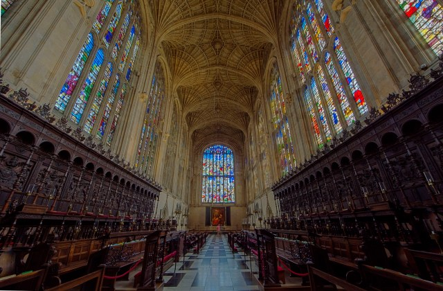 Kings College, Cambridge, U.K.