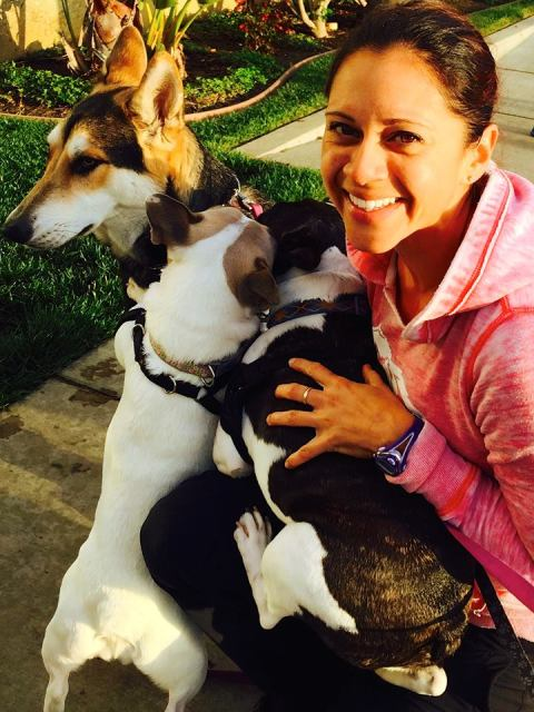 Jaala Loves Dogs!