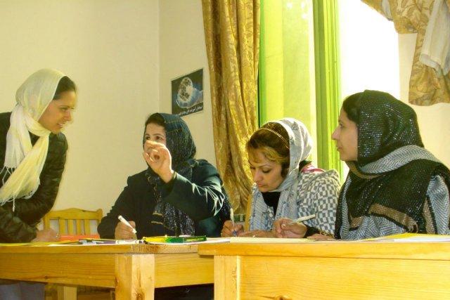 Jaala Teaching in Kabul