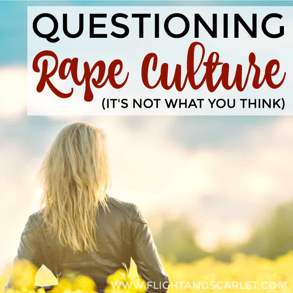 Does rape culture exist? This post is so good at answering that question! I've been really conflicted about rape culture, and this does an awesome job explaining it! Check it out!