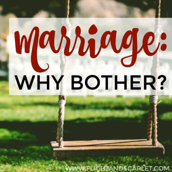 A really insightful read about marriage and why it's not anti-feminist. Love this perspective, especially because I myself am not sure I ever want to get married!