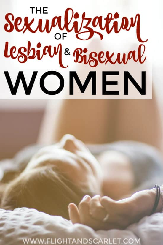 This was a really eye-opening read! I had no idea how much our society sexualizes lesbian & bisexual women... I feel sexualized enough as a straight woman! If you're a feminist at all, check this out!
