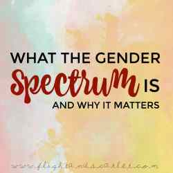 What The Gender Spectrum Is (And Why It Matters)