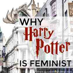 Why Harry Potter Is Feminist