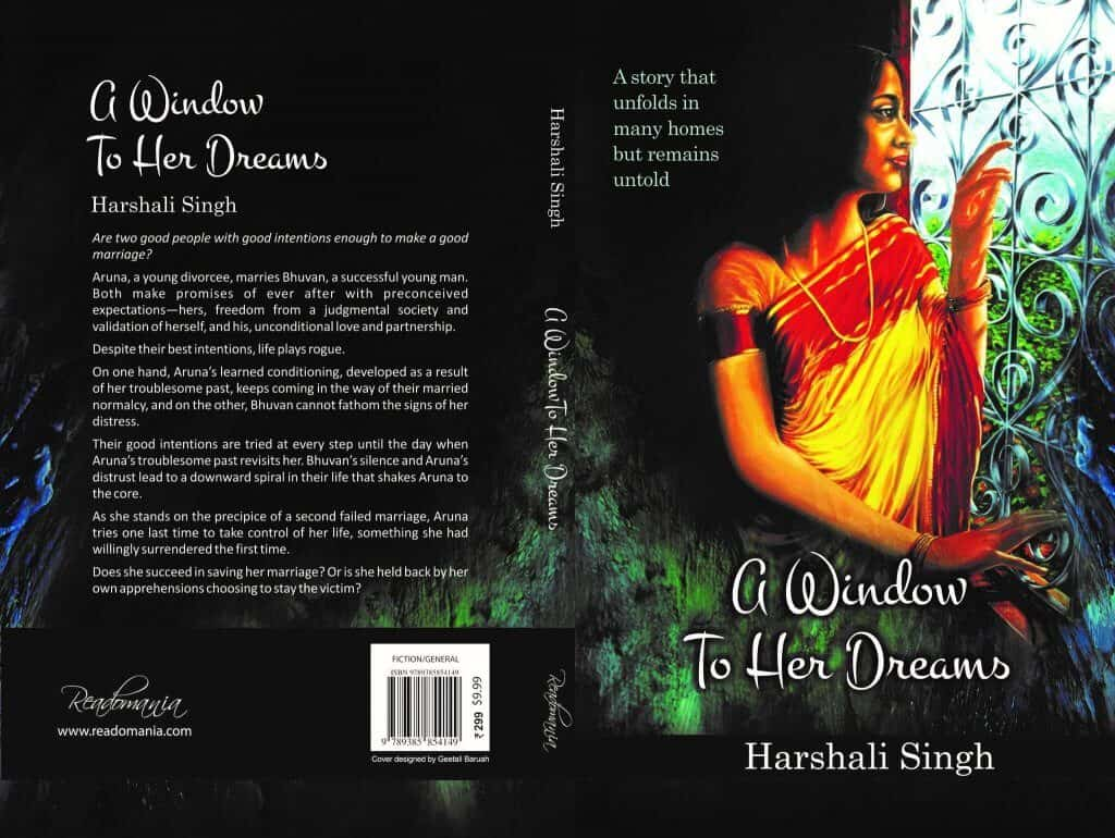 Looking for a thought-provoking read with an Indian female protagonist? Check out this review of A Window to Her Dreams by Harshali Singh!