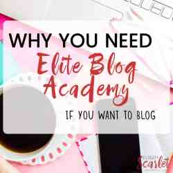 Why You Need Elite Blog Academy if You Want to Grow Your Blog
