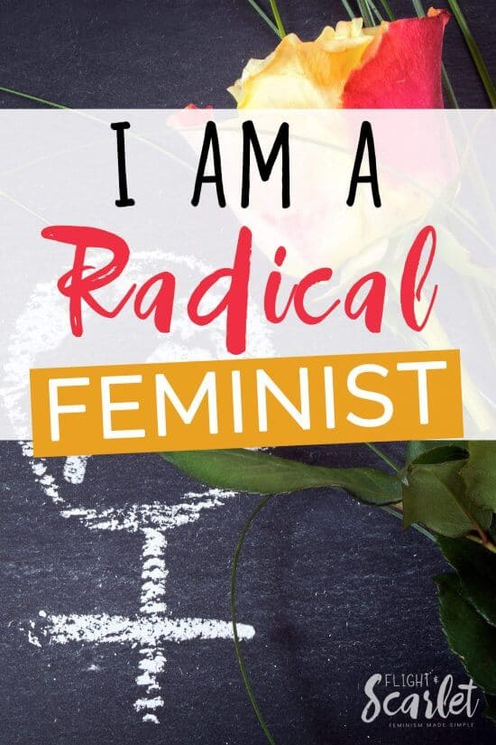 I love this post! What a great way to explain why radical feminism is not trans exclusionary and does not need to be. I learned a lot about liberal feminism and radical feminism from this post!
