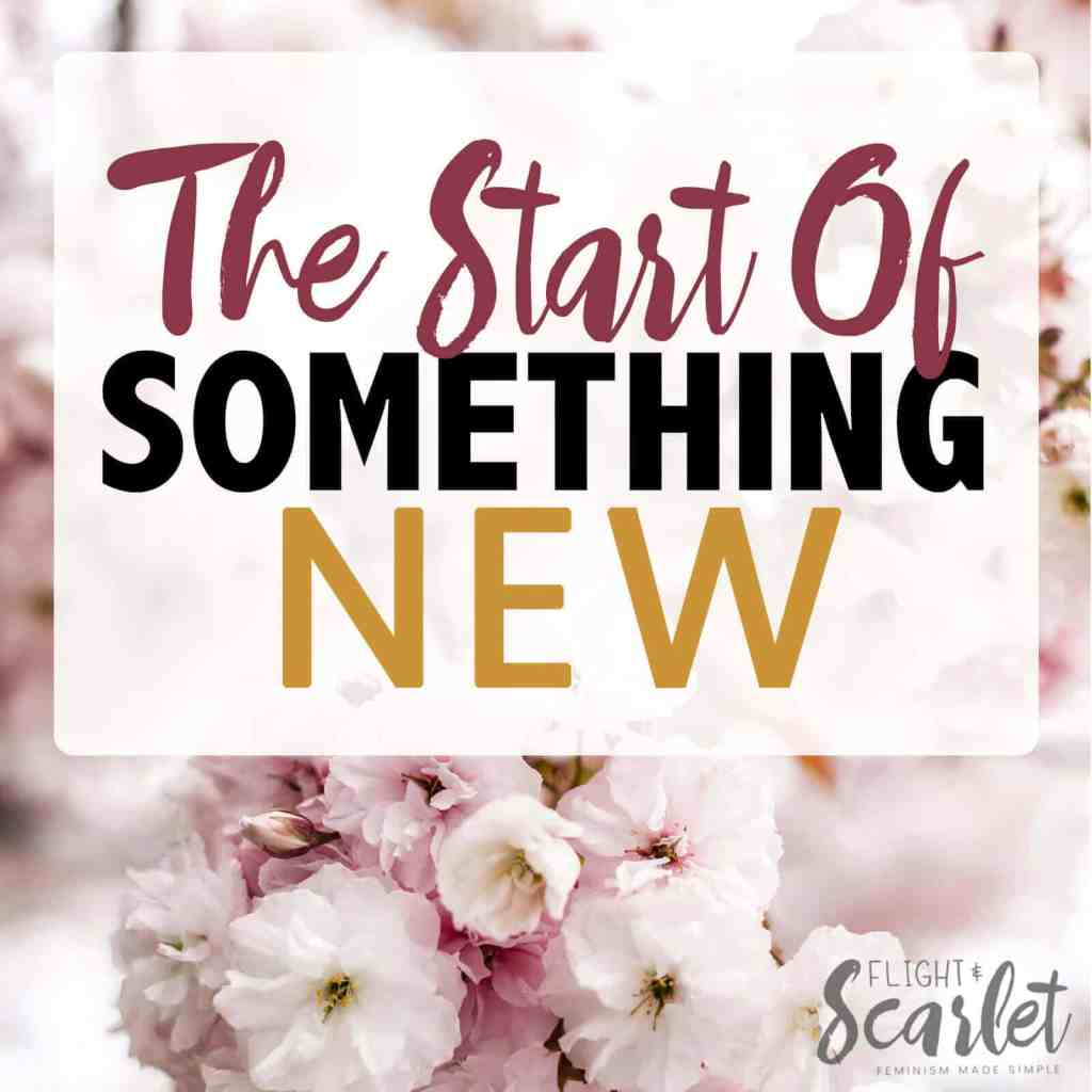 Want lifestyle with a dash of feminism? Check out the new direction that Sareeta at Flight & Scarlet is taking! feminist blog | lifestyle blog | lifestyle blogger | budgeting tips | inspiration