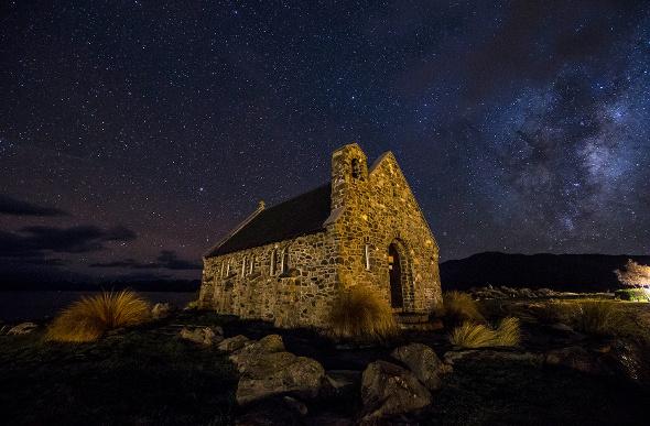 Sean Scott Road-Trips New Zealand's Stunning South