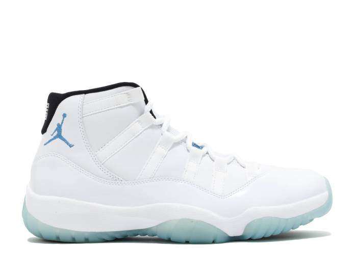 "air jordan 11 retro ""legend blue"