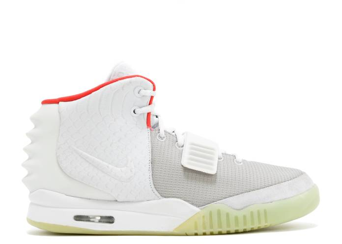 Image result for Nike Air Yeezy2 NRG Pure Platinum