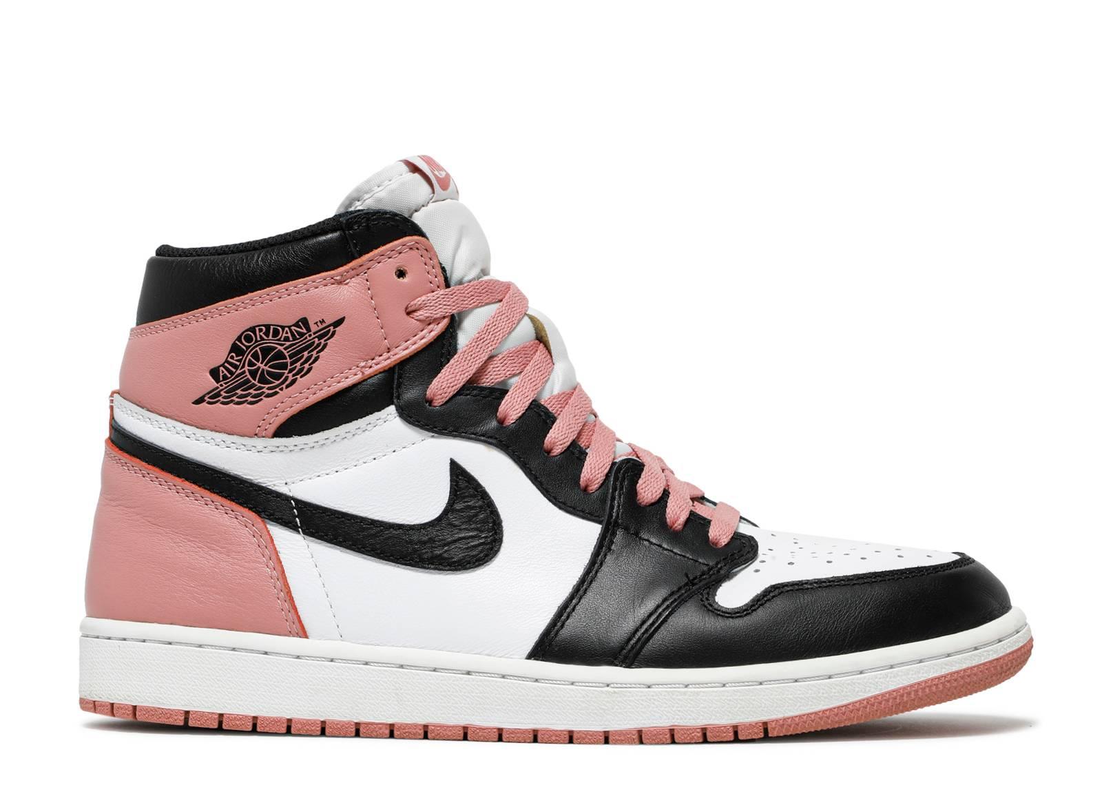 Air Jordan 1 Retro High Og Nrg Rust Pink Air Jordan