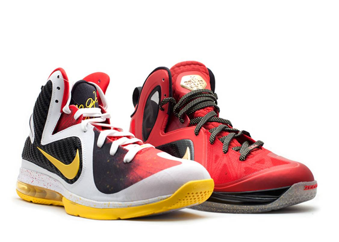 Image result for nike lebron 9 official images