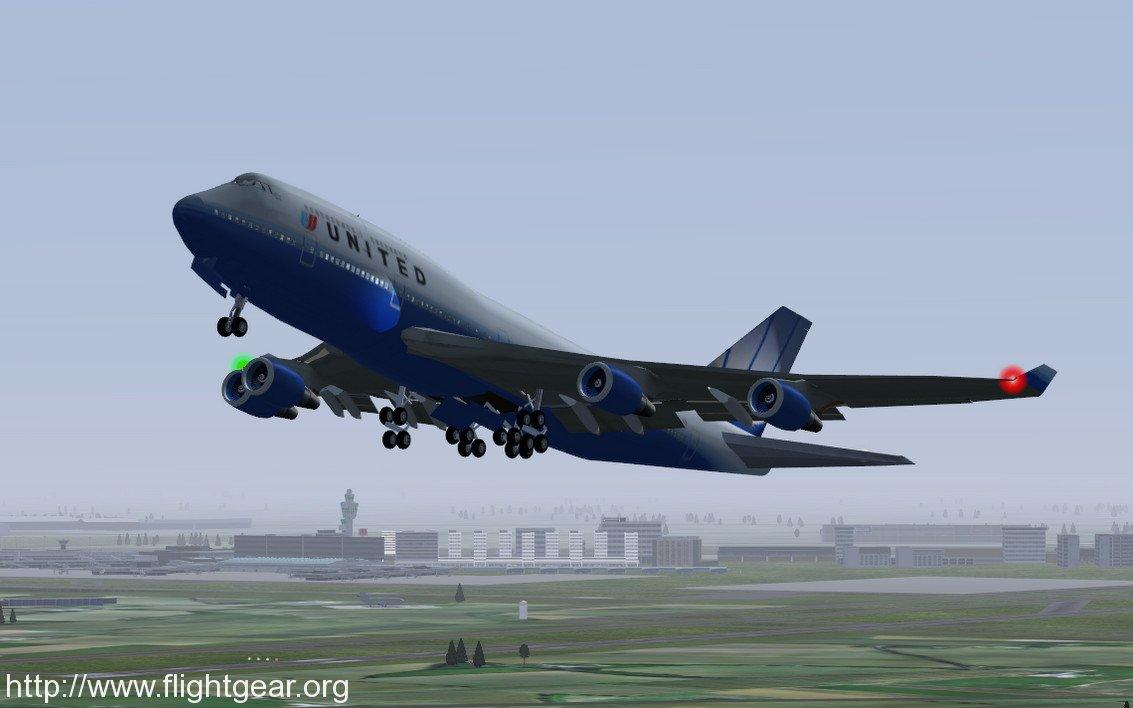 FlightGear v2.6.0