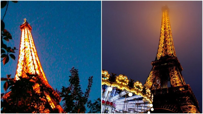 Point and shoot vs DSLR