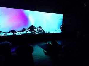 Northern Lights museum Reykjavik
