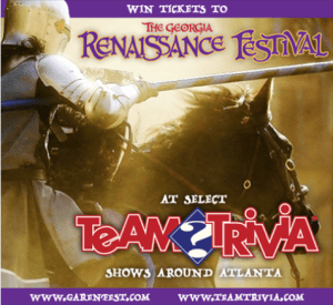 Renaissance fair tickets